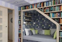 Library / by Amanda Cathro