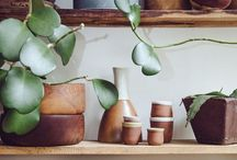 // W O O D E N // / #wooden #spoons #bowls #vessels