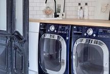 Laundry Room Design & Decorating Ideas