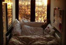 bedroom ideas / by Jessica Landry