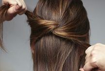 Hairstyles / by Diana Dominguez