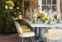 Party Decor & Entertaining Tips / by House & Home