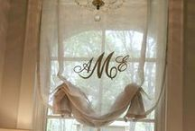 Monogrammed / Personalized and monogrammed everything