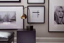 // A R R A N G E D // / #collections #belongings #arrangements #vignettes