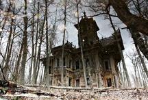Raggedy Abandoned Beautiful Places
