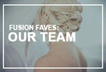 Fusion Faves: Our Team / This is an online portfolio to showcase the amazing work of Fusion Spa Salon Aveda's talented team of service providers. Happy viewing and we would love to see you at one of our locations soon! www.fusionspasalonaveda.com.