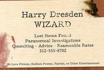 Obsess:  Dresden Files