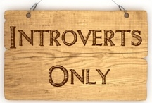 About Me:  I am an Introvert ~ 2