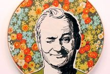 Bill Murray: The Man, the myth, the legend.  / by sewzinski