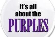 Purple is my favorite ~ 2