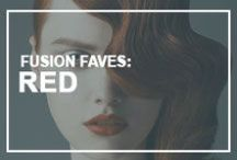 Fusion Faves: Radiant Reds / From rich coppery tones to lusciously deep ruby, we love every flame-haired vixen.