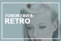 Fusion Faves: Retro Style / We are fans of anything and everything vintage!