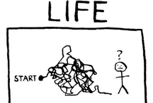 About me:  Life. UGH.