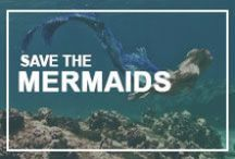 Save the Mermaids / Help Keep Our Gulf and Beaches Clean!