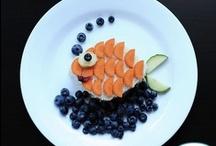 Fun Food / by Melissa Russian