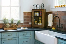Dinning and Kitchens / by Melissa Russian