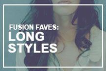 Fusion Faves: Long, Luxurious Locks