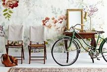 Vintage Chic Decorating / by House & Home