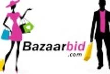 Bazaarbid.com Live Auctions / by Ellens Attic Treasures