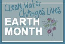 Earth Month Rocks! / Each year we are proud to partner with Aveda during the month of April to raise funds and awareness for our Earth Month partner, the Gulf Restoration Network. Treat yourself and change lives locally!