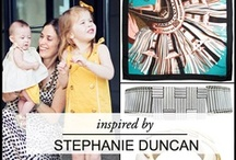 Los Angeles Style / By combining vintage & modern plus casual & glam pieces, Stephanie Duncan captures the quintessential chic, unique and laid-back L.A. style.  / by Stephanie Duncan //  LET IT BE