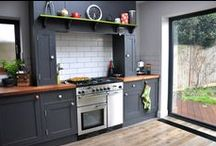 Rangemaster in your Homes / What better inspiration than design ideas from our loyal customers. Let their ideas inspire you to make a Rangemaster the heart of your kitchen, and the kitchen the heart of your home.