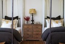 Guest Bedroom Design & Decorating Ideas / by House & Home