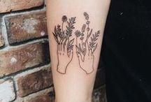 Tattoos & Henna / Henna design inspiration and Tattoos we love!
