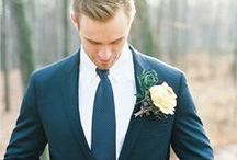 the groom / The best inspiration for grooms and groomsmen.
