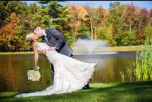 Real COCC Weddings / All these photos were taken by wonderful photographers here at Charter Oak Country Club in Hudson, MA.