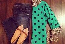 La Moda / Fashion that speaks to me.