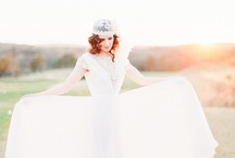 wedding dresses / my favorite gowns for the modern vintage bride / by Glamour & Grace