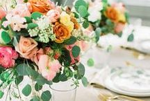 centerpieces / fabulous centerpieces for every style bride / by Glamour & Grace