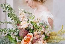 bouquets / hundreds of lush bouquets to inspire / by Glamour & Grace