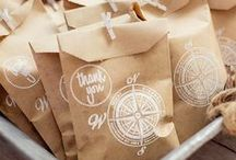 wedding favors / adorable favor ideas for your wedding / by Glamour & Grace