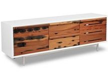 Reclaimed Shipwood Furniture / Cool pieces of old Chinese fishing boats reclaimed to make amazing modern furniture / by Dynamic Home Decor