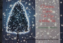 """Christmas Spirits"" / Everythng that pertains to my performance of an original epic story, ""Christmas Spirits"""