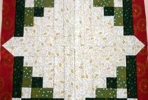 Meus trabalhos em Patchwork- Quilts-Bordados. / by Eliana Arruda
