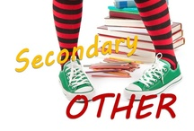 Secondary Other (not math or literacy) / All these items are on teacherspayteachers.com.  Guidelines: (1) Pin up to 5 items of your own in a day & (2) Repin 2 other people's pins on another board. **If pinning an item for the 2nd time please delete the original pin.  ***No blog, store, or other website links. (Just links to the product directly.)***Pin to the level and subject the board was intended. / by Holly Thorwarth