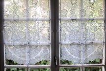 draperies/windows  / by Annie Boone