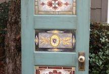 old door ideas / by Annie Boone