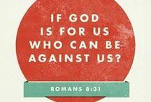 Scripture posters / by Renee Carter