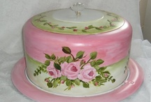 Cake Plates / They add a certain elegance or charm to the cake and the kitchen. / by Pat Hacker