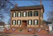 Historic House Museums / Planning a trip check out a Historic House Museum along the way!