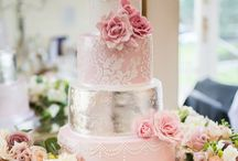 Pink And Grey Weddings / We Love This Color Combination For Showers and Weddings
