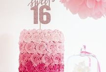 Sweet 16 Party Ideas / Inspirations For Her Sweet Sixteen Celebration