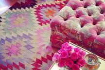 Fabrics + upholstery