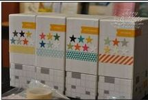 Project Life - Stampin Up!  2014