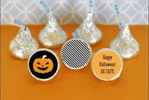 Halloween Fun / We're Celebrating Halloween With Party Supplies, Decorations, Great Food Ideas And Costumes.