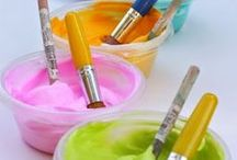 Crafts For Kids / Great Ideas To Inspire Your Child's Creativity. Free DIY Printables Too!
